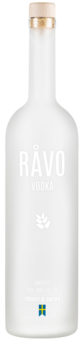 Ravo Swedish Vodka