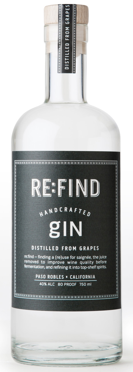 RE:FIND Handcrafted Gin