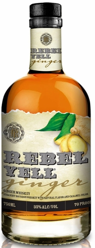 Rebel Yell Ginger Flavored Whiskey