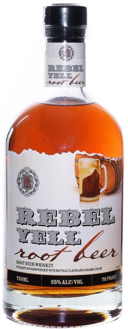 Rebel Yell Root Beer Flavored Whiskey