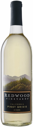 Redwood Vineyards Pinot Grigio 2014