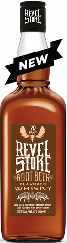 Revel Stoke Root Beer Flavored Canadian Whisky 1L