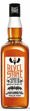Revel Stoke Spiced Whisky 1L