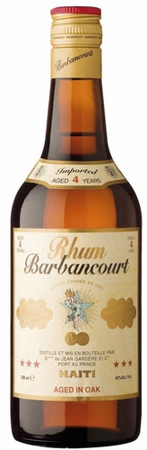 Rhum Barbancourt 3 Star Rum 750ML