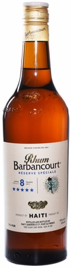 Rhum Barbancourt Reserve Speciale 8 Year Old Rum 750ML