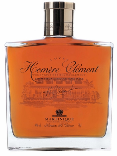 Rhum Clement Cuvee Homere Clement Rum 750ML