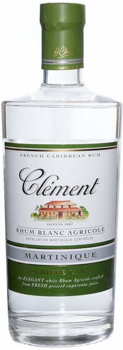 Rhum Clement Premiere Canne Agricole White Rum 750ML