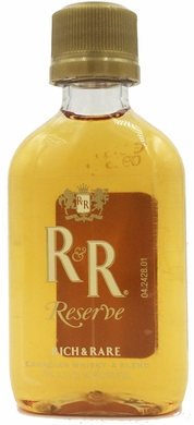 Rich & Rare Reserve Canadian Whiskey 50ML