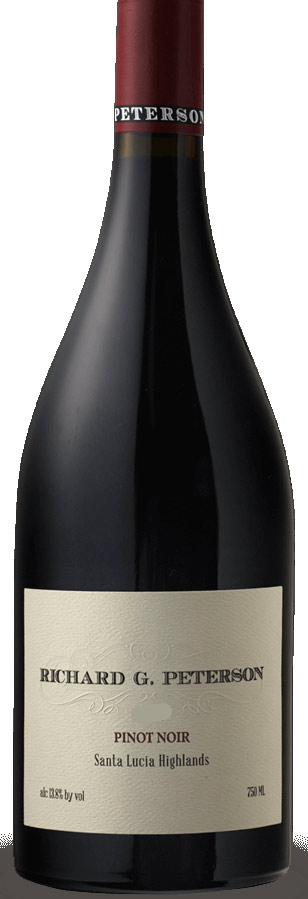 Richard G Peterson Pinot Noir 750ML 2014