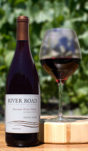River Road Russian River Valley Pinot Noir Reserve 750ML (case of 12)
