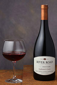 River Road Russian River Valley Stephani Pinot Noir 750ML (case of 12)