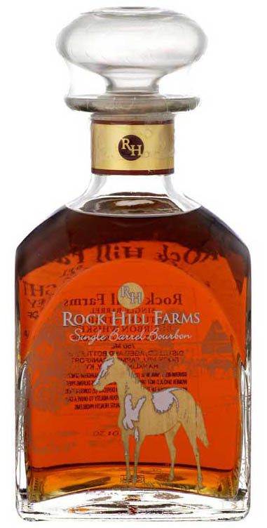 Rock Hill Farms Single Barrel Bourbon Find Rare Bourbon