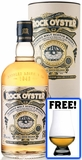 Rock Oyster Blended Malt Scotch Whisky (with free Glencairn glass)