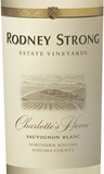 Rodney Strong Estate Vineyards Charlottes Home Sauvignon Blanc 2016