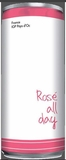 Rose all Day 250ml Can 2016