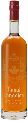 Royal Canadian Small Batch Whiskey