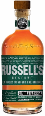 Russell's Reserve Single Barrel Rye