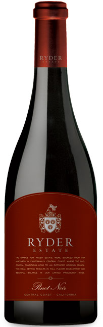 Ryder Estate Pinot Noir 750ML