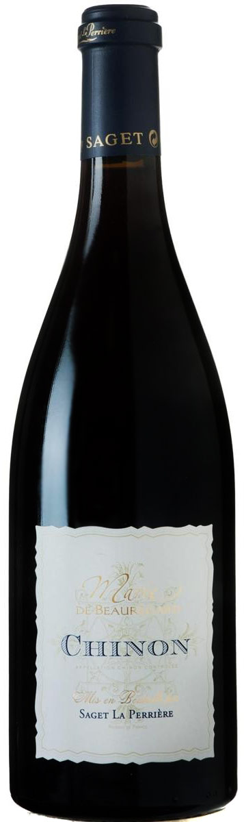 Saget La Perriere Marie de Beauregard Chinon 750ML