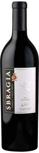 Sbragia Ginos Vineyard Zinfandel 750ML
