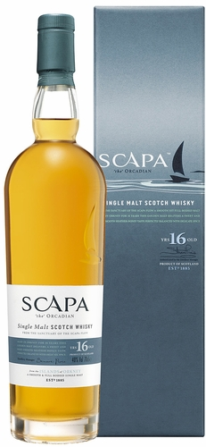 Scapa 16 Year Old Single Malt Scotch
