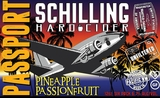 Schilling Passport Pineapple Passionfruit Hard Cider