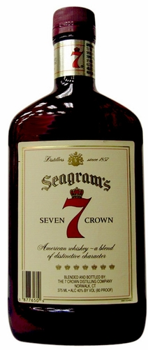 Image result for seagrams 7