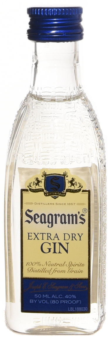 Seagram's Gin 50ML