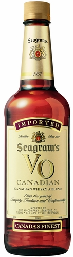 Seagram's VO Canadian Whisky 1L