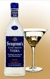 Seagrams Vodka (80 Proof) 1.75L