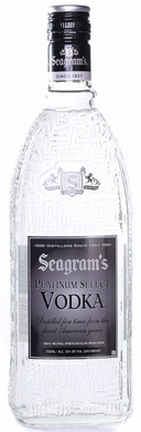 Seagrams Platinum Select Vodka