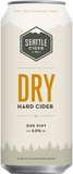 Seattle Cider Dry Hard Cider 4PK