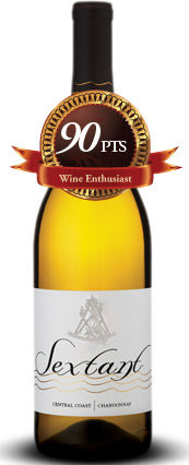 Sextant Chardonnay Central Coast 750ML (case of 12)
