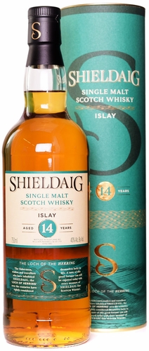 Shieldaig Islay 14 Year Old Single Malt Scotch