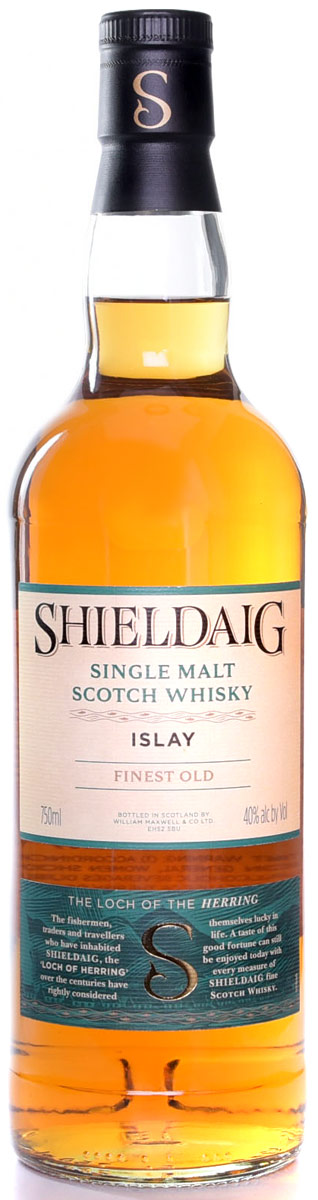 Shieldaig Islay Single Malt Whisky 750ML