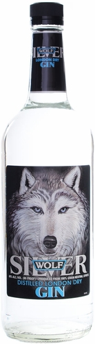 Silver Wolf London Dry Gin 1.75L