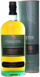 Singleton of Glendullan 18 Year Old Single Malt Scotch