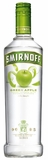 Smirnoff Green Apple Flavored Vodka 1L
