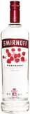 Smirnoff Raspberry Flavored Vodka 1L