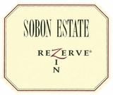 Sobon Estate Rezerve Zinfandel (case of 12)