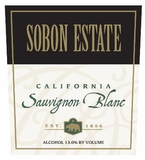 Sobon Estate Sauvignon Blanc (case of 12)