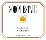 Sobon Estate Viognier 750ML (case of 12)