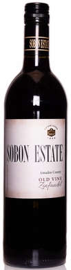 Sobon Estate Zinfandel Old Vines 750ML (case of 12)