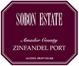 Sobon Estate Zinfandel Port 375ML (case of 12)