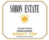 Sobon Estate Zinfandel Rocky Top (case of 12)