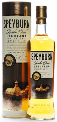 Speyburn Bradan Orach Single Malt Scotch 750ML