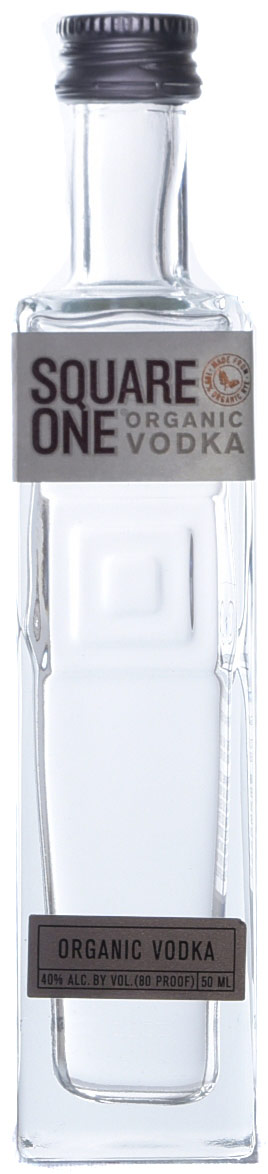 Square One Organic Rye Vodka 50ml