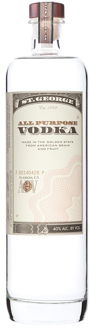 St. George All Purpose Vodka 750ML