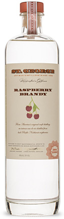 St. George Raspberry Brandy 750ML