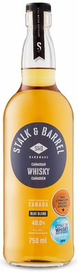 Stalk & Barrel Canadian Whisky Blue Label